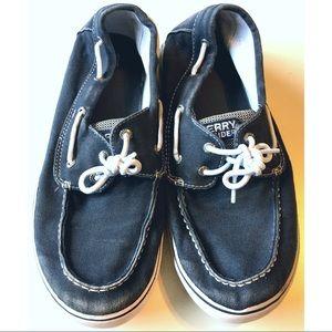 Sperry Top-sider Halyard Boat Shoe Mens 5 Ladies 7